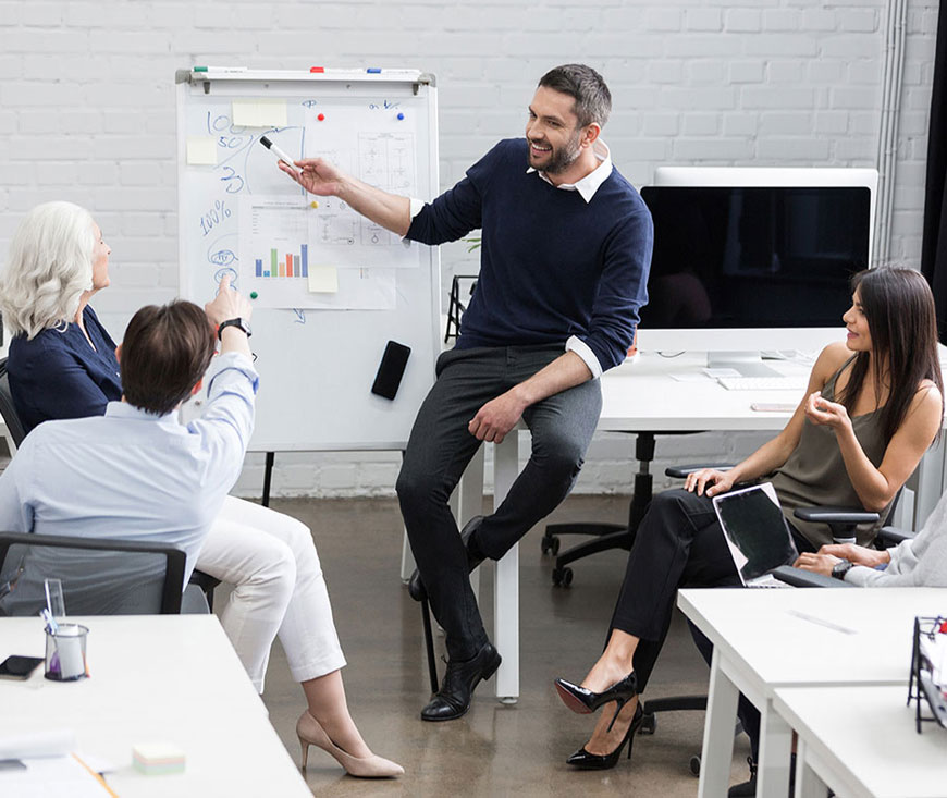 استراتژی شرکت